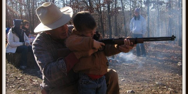 Cowboy of the Captiol